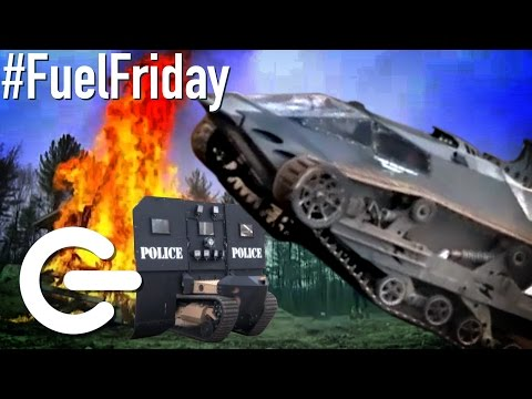 Howe & Howe's Military Vehicles - The Gadget Show #FuelFriday