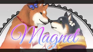 【柴犬×柴犬】magnet【歌ってみた/黒井しば/環あずき】