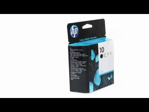 Original HP  Cartuchos de tinta  10 Black Ink Cartridge C4844A  SALE