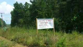 59 GORGEOUS Acres in Asheboro, SOLD by Donna Hughes, Realtor with Keller Williams