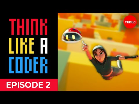 Video image: The Resistance | Think Like A Coder, Ep 2