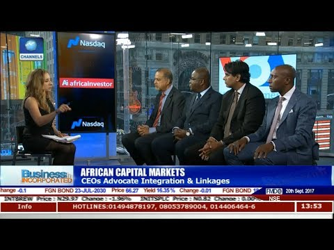 CEOs Advocate Integration & Linkages Of African Capital Markets
