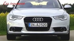 Car reviews 2015   2015 Audi A6 ultra Driving   Car insurance