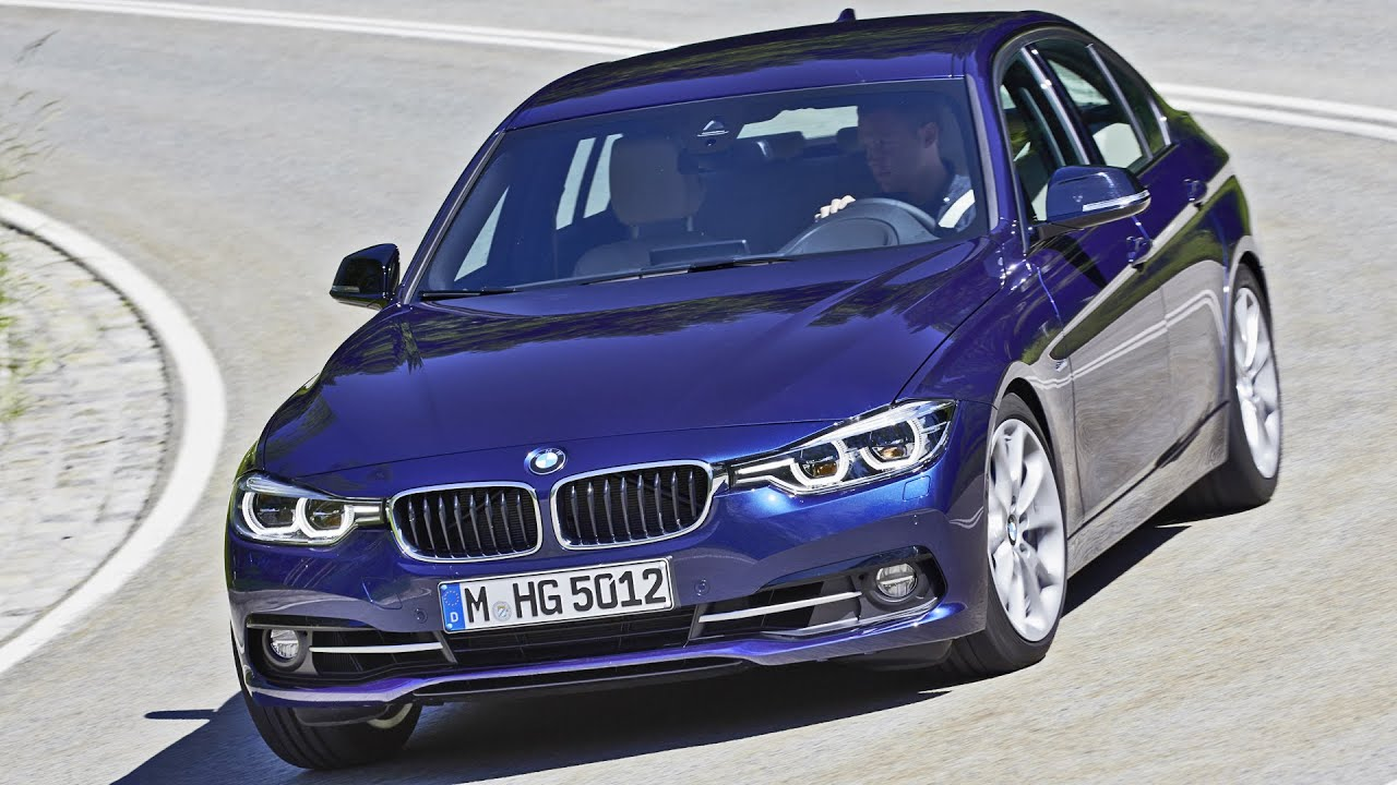 BMW Series I Sport Line YouTube - Blue bmw 3 series