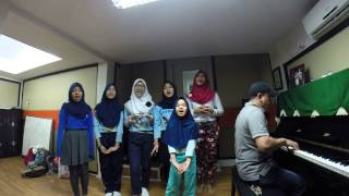 Elfa Music School Fatmawati - Green Voices (Masa Kecilku)