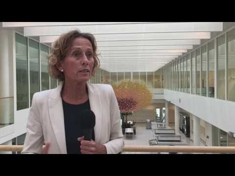AbbVie's Bianca Wittig at Oslo Cancer Cluster