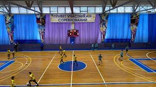 Оргхим Первенство России по мини футболу зона Сибирь среди юношей 2008 2009г р