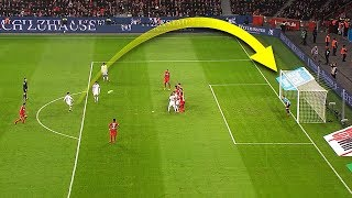 JAMES RODRIGUEZ BEST BUNDESLIGA GOAL – Original vs freekickerz