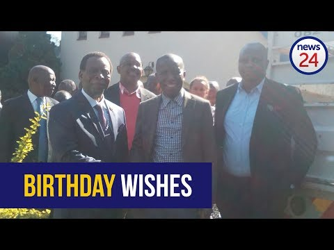 Happy birthday: EFF gifts Zulu King Zwelithini with cows
