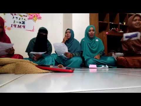 Zangi dari PMPI (Persatuan Mahasiswa Patani di Indonesia )