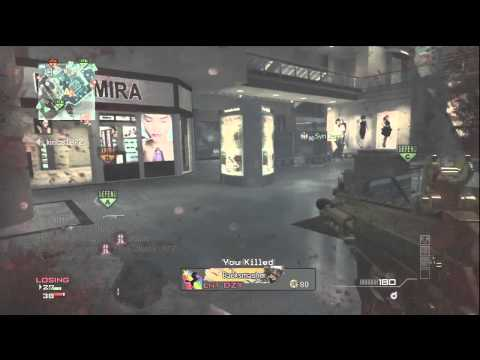 MW3 Invisible And God Mode Class Hack