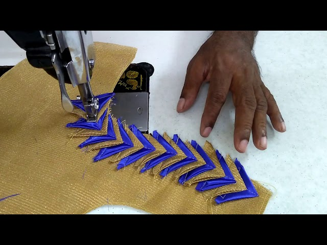 Simple designer blouse cutting and stitching | Womens fashion blouses | Designer blouses for sarees