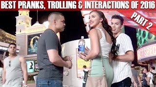 Best Pranks, Trolling & Social Interactions of 2016 (PART 2)