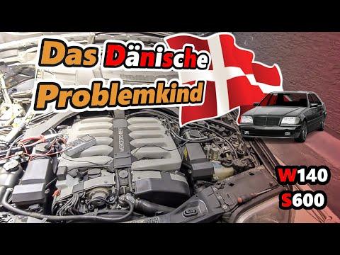 Das Dänische Problemkind || W140 | S600 || MKB-TEC
