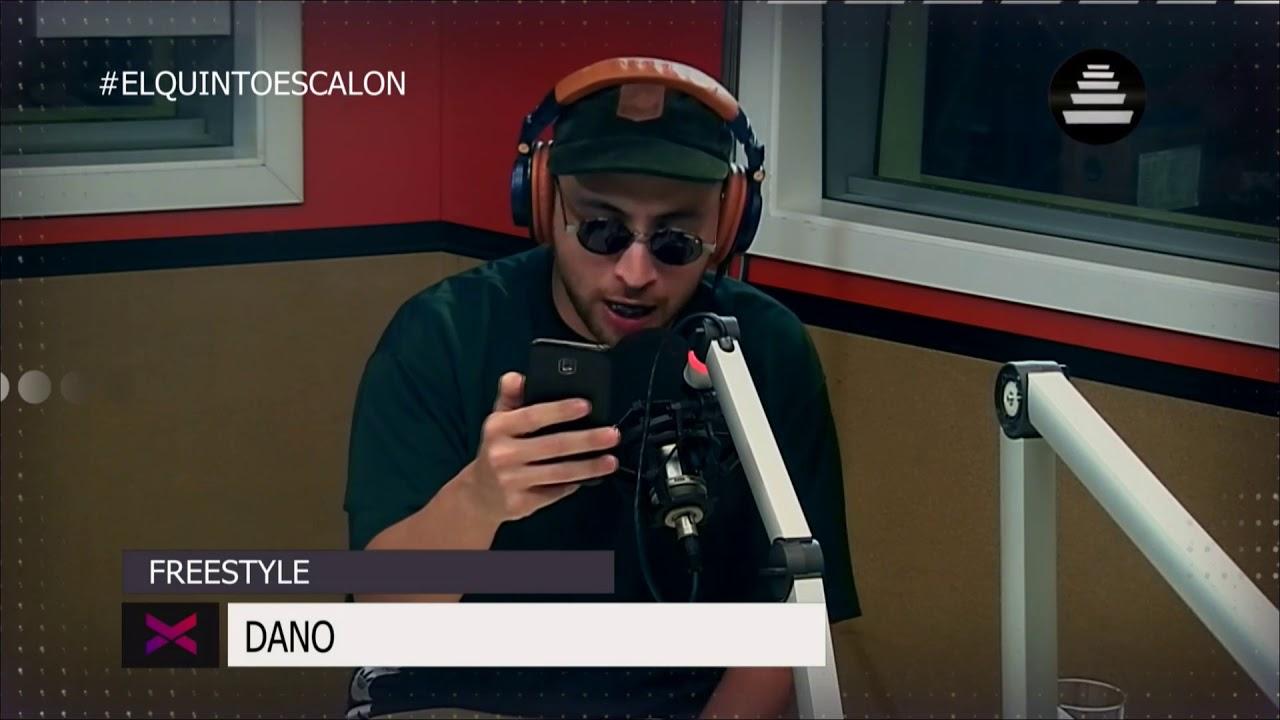 DANO - INÉDITO 2 - El Quinto Escalon Radio (20/12/17)