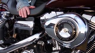 2011 Harley-Davidson Dyna Super Glide Custom FXDC Video