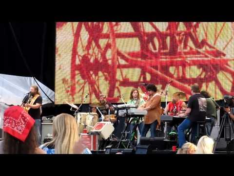 Jamey Johnson - Give It Away (Live) - Farm Aid 201