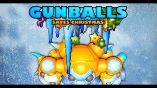 Gunballs Saves Christmas Walkthrough