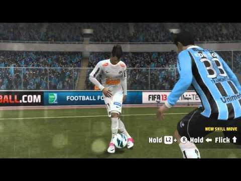 FIFA 13 'Nuevas habilidades' Tutorial (PS3) HD