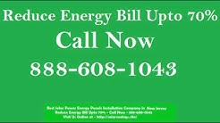 Best Solar Power (Energy Panels) Installation Company in New Providence New Jersey NJ
