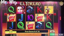 EL Torero & AMAZON Slot @ Ladbrokes With Free Spins.