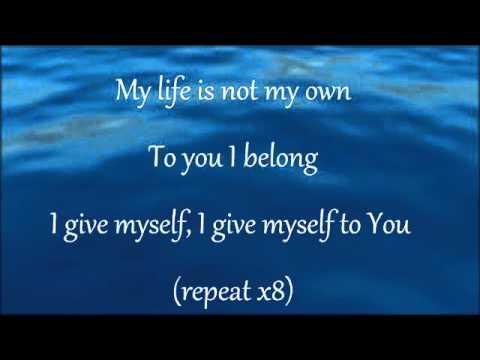 I Give Myself Away And Here I Am To Worship W  Lyrics   William McDowell   YouTube