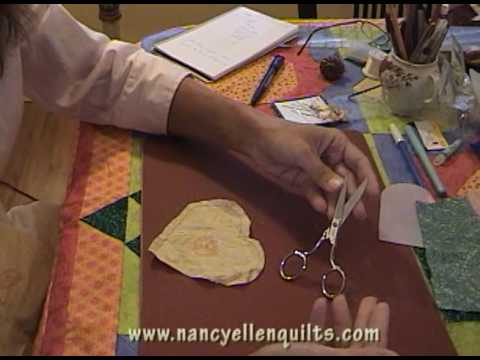 How To Hand Applique Part One