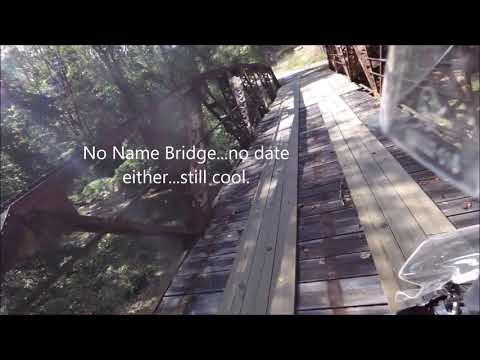 Bridges of Cullman County with a soggy ending
