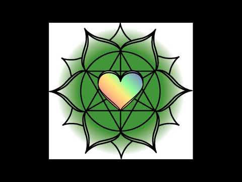Heart meridian and chakra  Tenderness and Gentleness 1