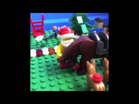 Rudolph The Red Nosed Reindeer Lego Christmas Special - YouTube