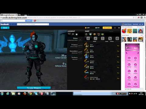 UberStrike - Money Hack (GER/DE) CHEAT ENGINE 6.3
