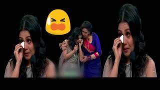 Neha Kakkar [ Break-up ] Crying On Super Dancer Chapter 3