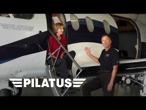 PC-12  A Conversation with Owners Mike & Sue Raney