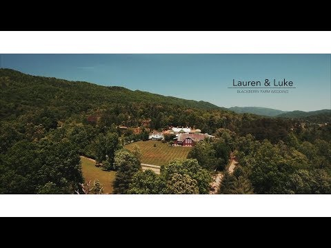 Smoky Mountain Wedding at Blackberry Farm // Lauren & Luke {Knoxville, TN)