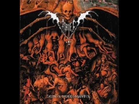 Mortem - Deinos Necromantis (2016) [Full Album]