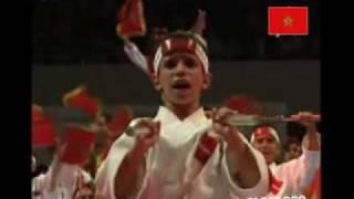 WKF 2009 WORLD CHAMPION SHIPS MOROCCO RABAT