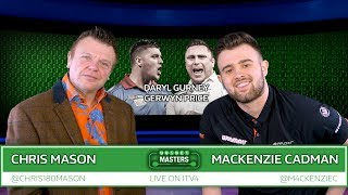 Daryl Gurney vs Gerwyn Price | Unibet Masters Preview & Predictions