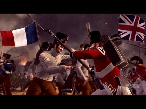 Total War Movie (cinematic) Full HD part 5 (Napoleonic Wars era)