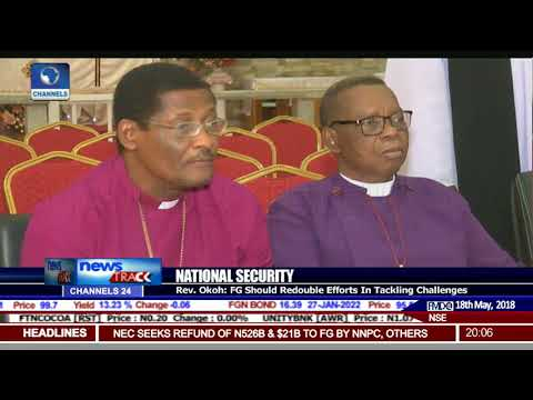 Anglican Primate Condemns Incessant Killlings Across Nigeria