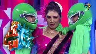 Aa Ante Amalapuram Song - Anshu Performance - 4 - Dhee 6 - ETV Telugu