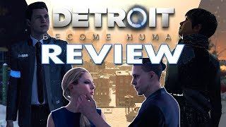 Detroit Become Human Honest Review | PS4 | Is It Worth Playing?
