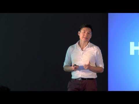 The letter H: Anthony Chen at TEDxSingaporeManagementUniversity