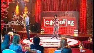 Анонс Comedy Club KZ