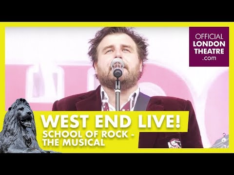 West End LIVE 2017: School Of Rock - The Musical