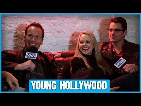 SPACE STATION 76's Matt Bomer, Patrick Wilson, & Marisa Coughlan on the Present Future!