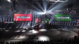 """дрифт шоу и Тимати - """"Понты"""" live @ Прорыв 2017 в Олимпийском"""