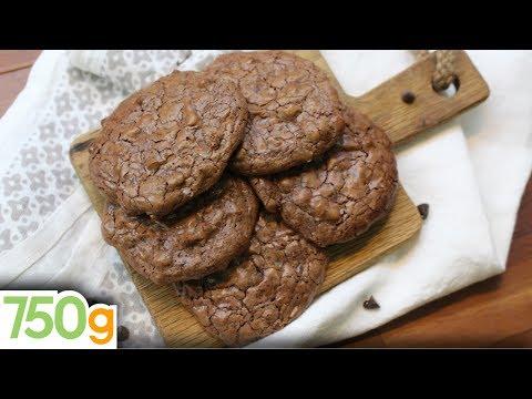 recette-de-cookies-brownie---750g