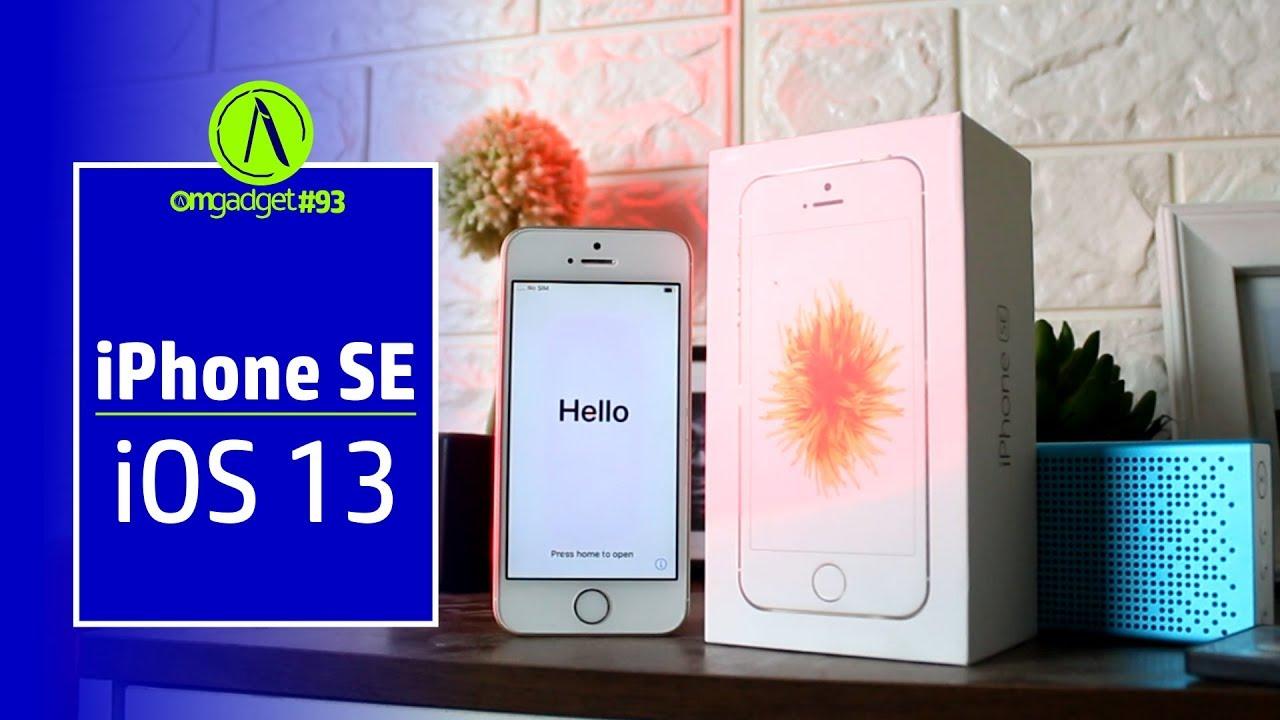 iPhone SE di 2019 bisa Upgrade ke iOS 13 terbaru , Apa ...