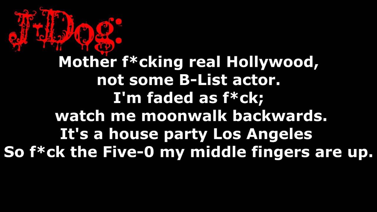 Hollywood Undead - Up in Smoke [Lyrics] - YouTube