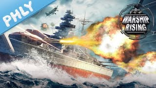 Warship Rising | 10v10 Real Time Naval Battles On The GO (Warship Rising Gameplay) screenshot 5